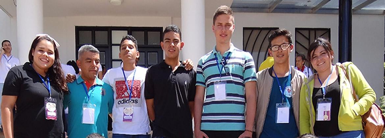 JUVAM presentes en el Encuentro Nacional de Familia Amigoniana Colombia