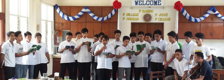 Filipinas germen de nuevas vocaciones