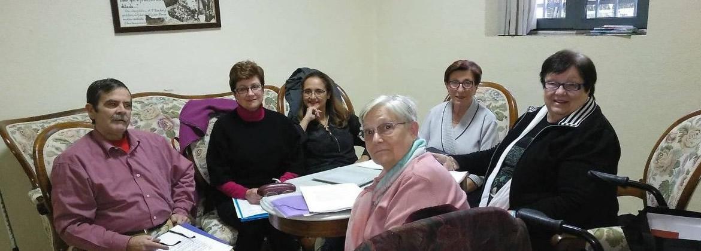 Reunión de Junta Directiva Nacional