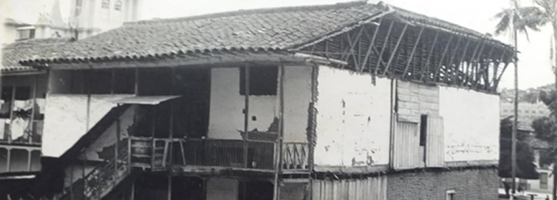 Fundación del Colegio Divina Providencia de Manizales 1939