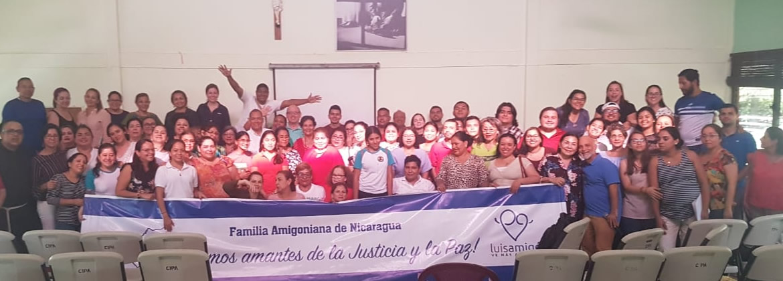 Familia Amigoniana en Nicaragua