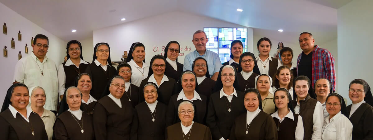 Censo global de Familia Amigoniana